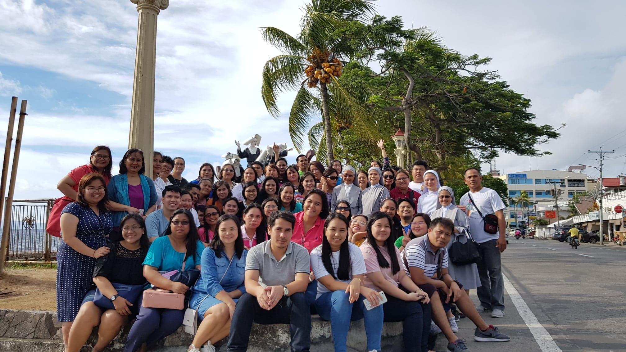 SPCP Community Traces Back its Roots in Dumaguete