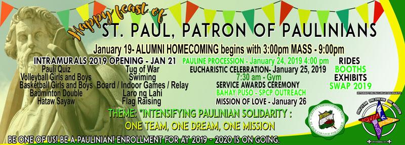 St. Paul's Week