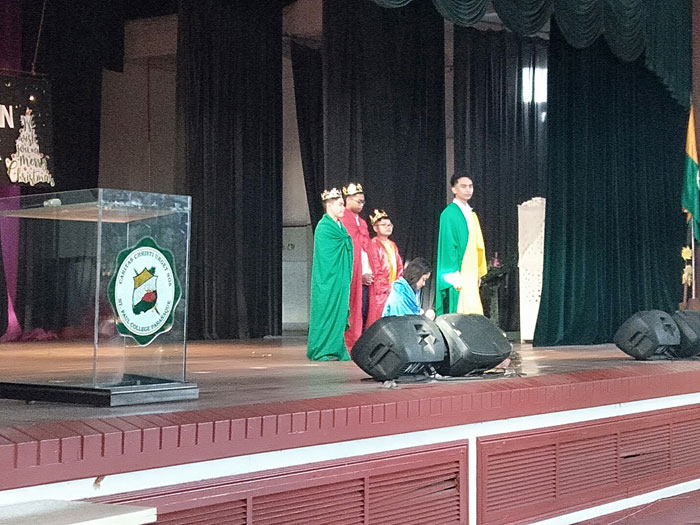 SPCP Welcomes Students with a Prayer Service