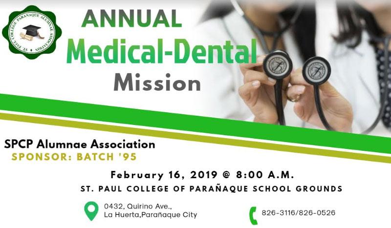 Annual Medical-Dental Mission